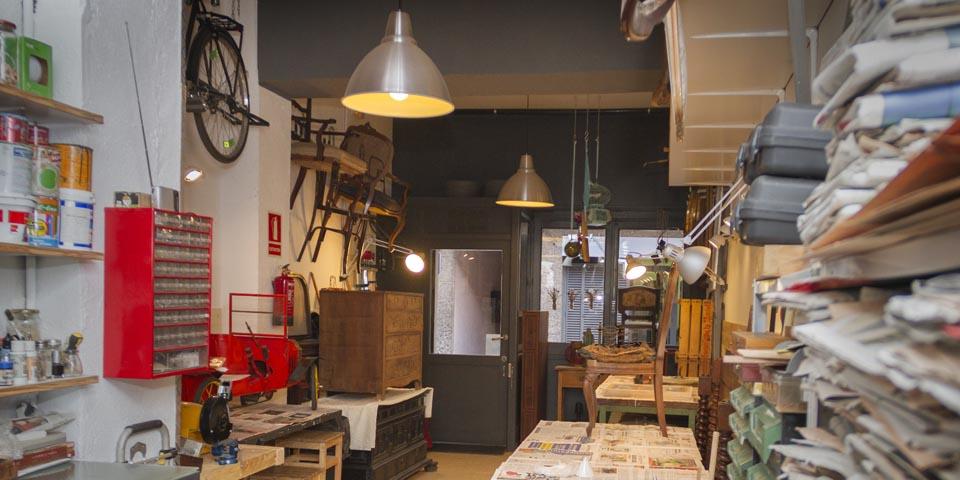 ARtCO: vuestro  taller y escuela de restauración de muebles y objetos.